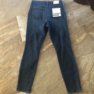 Pistola Jeans - Pistola A Line High Rise Skinny Jeans